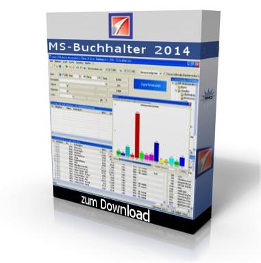 MS-Buchhalter EÜR- und Bilanzversion